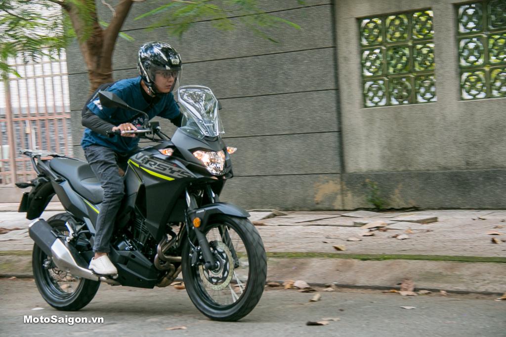 Đánh giá xe Kawasaki Versys-X 300 2021