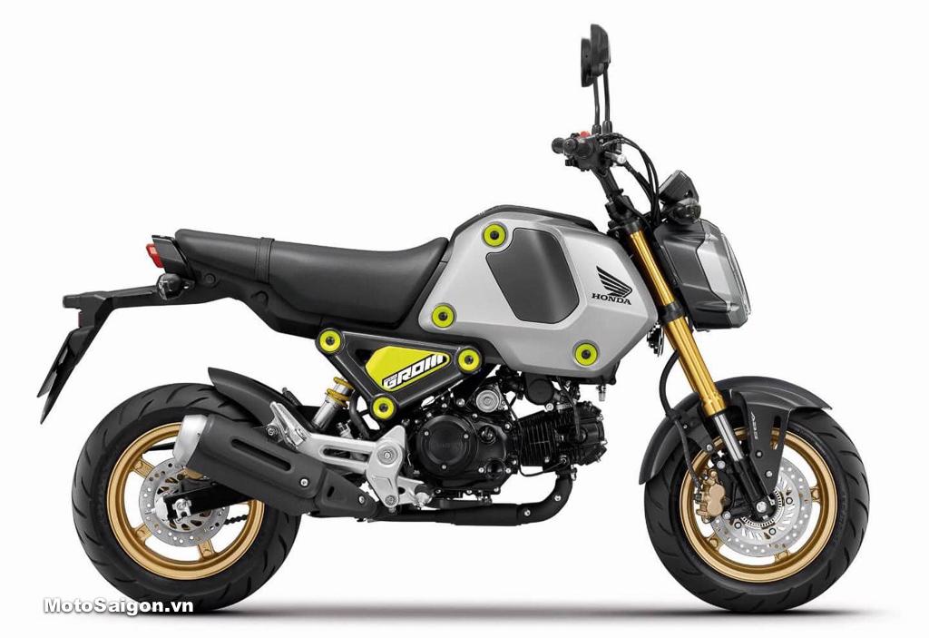 Honda MSX125 2021 ABS mâm vàng