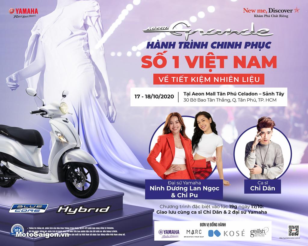Yamaha Grande Fashion Show