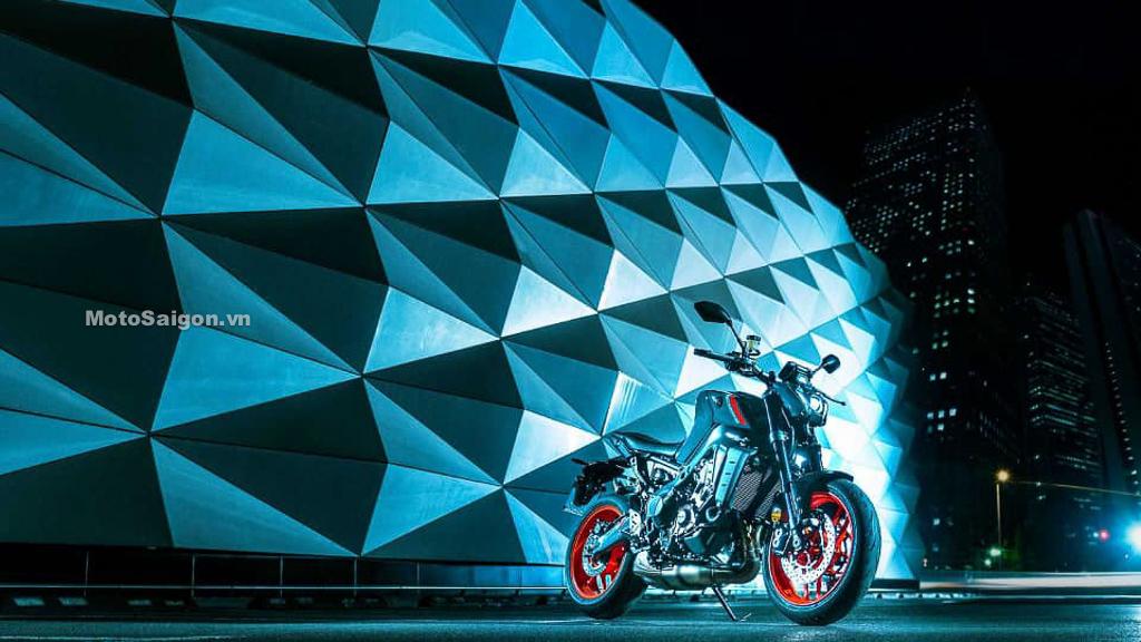 Yamaha MT-09 2021 lộ hình ảnh thực tế, trang bị động cơ mới quickshift 2 chiều