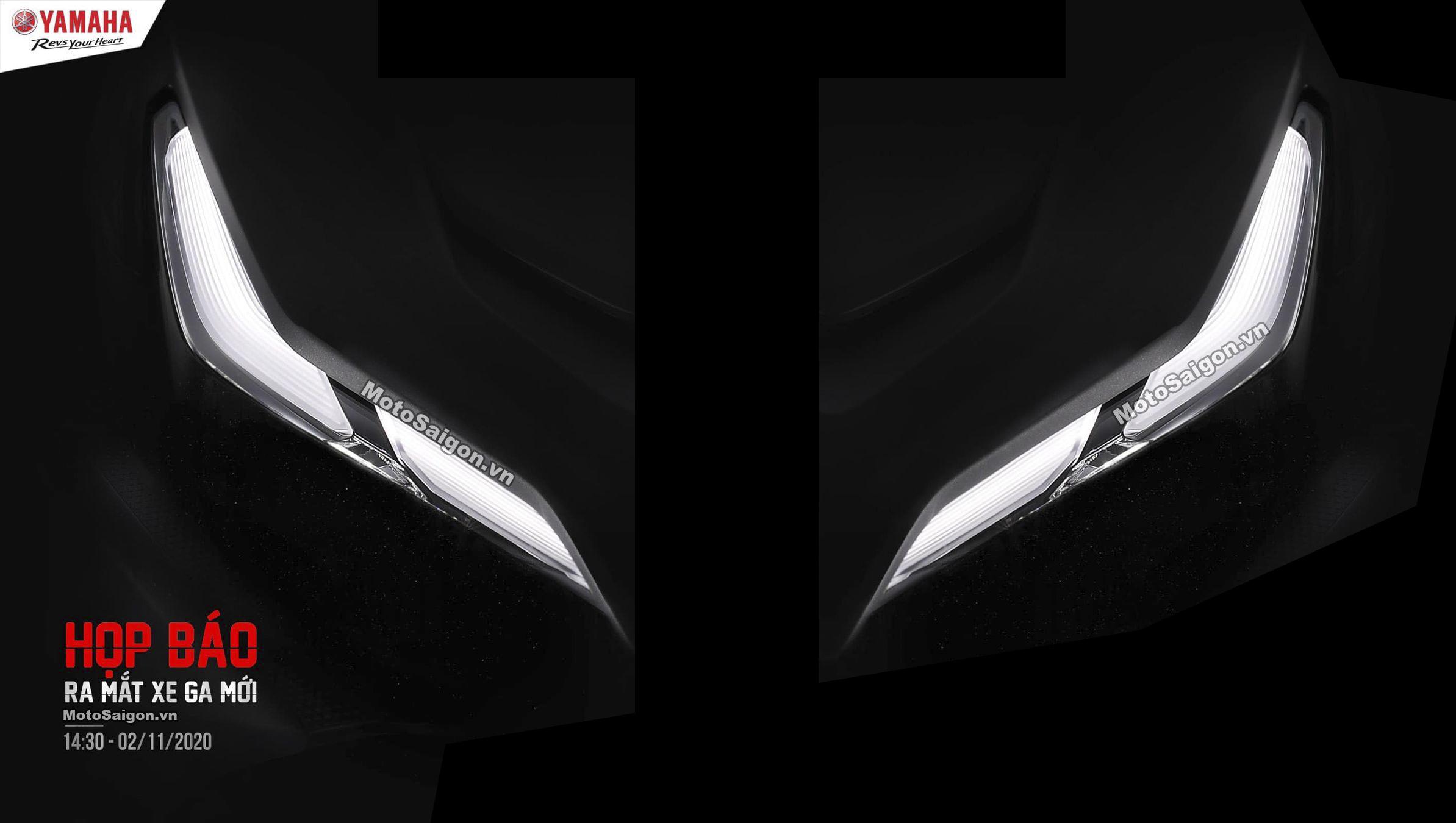 Yamaha Việt Nam sẽ ra mắt xe tay ga mới 2020 không phải Exciter 155