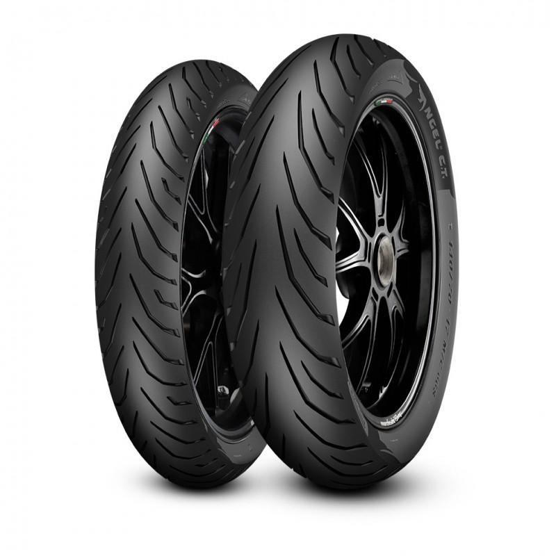 Tìm hiểu lốp xe Pirelli Angel City cho xe tay ga, Underbone và moto pkl