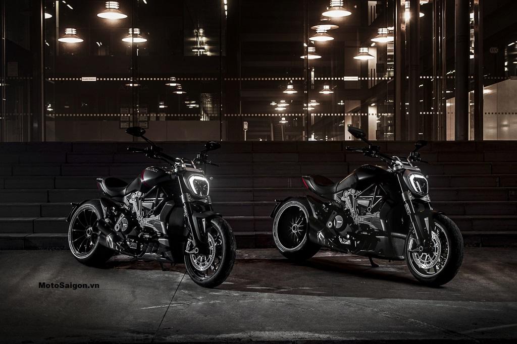 Ducati XDiavel Dark và Black Star 2021 gây sốc giới biker vì quá ngầu