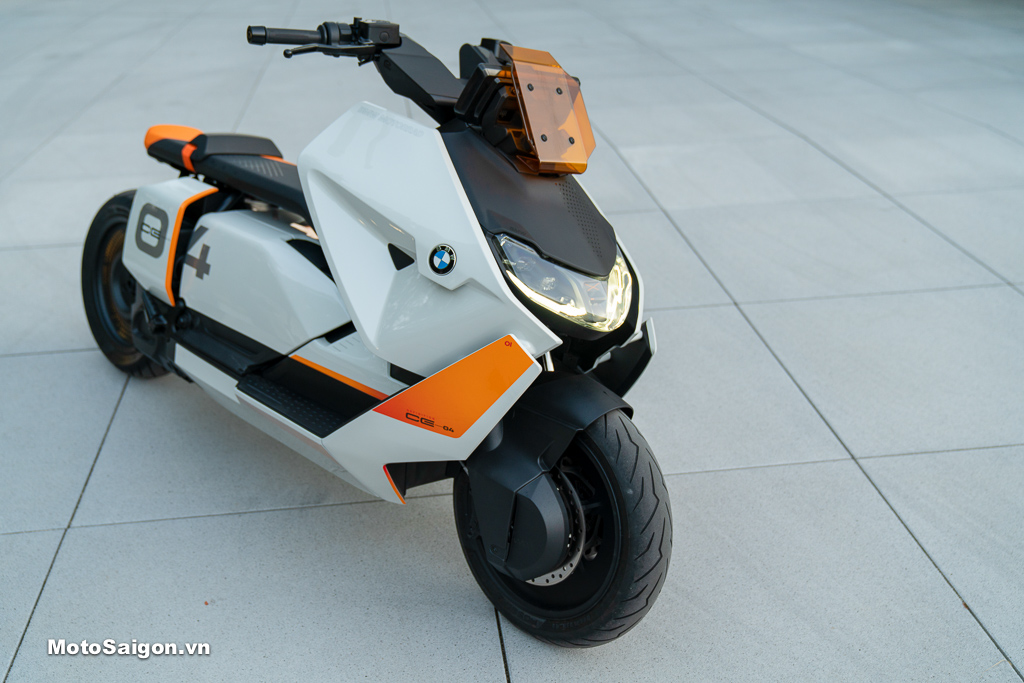 Bản Concept BMW CE 04