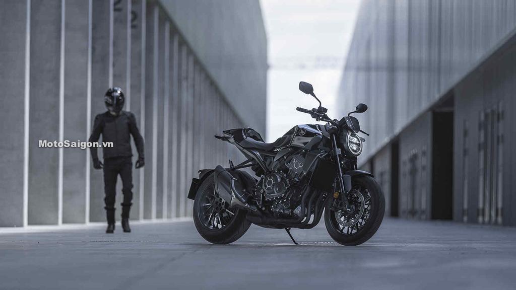 Honda CB1000R 2021 màu đen Black Edition