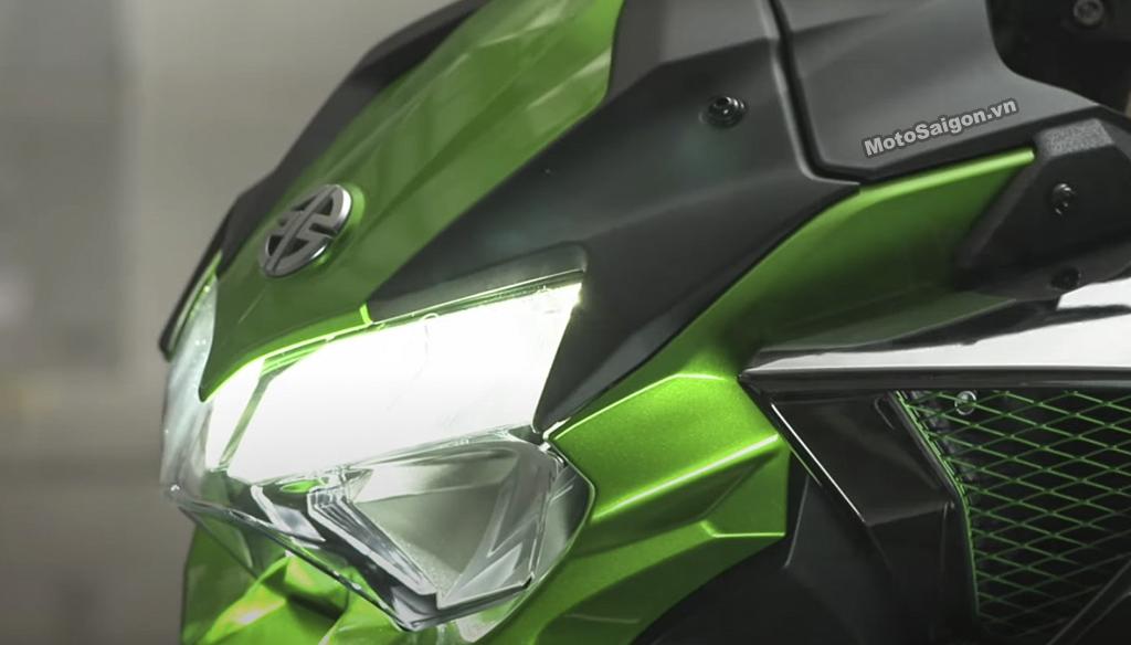 Kawasaki ra mắt Z H2 SE 2021 siêu cao cấp