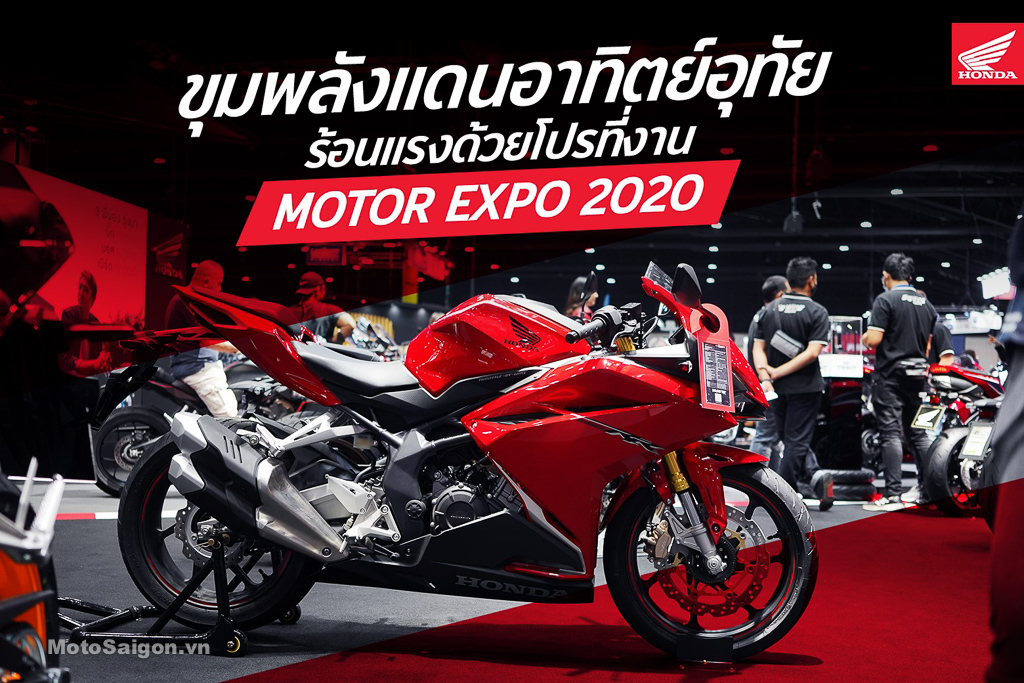 Honda CBR250RR 2021 đã có giá bán tại Thái Lan