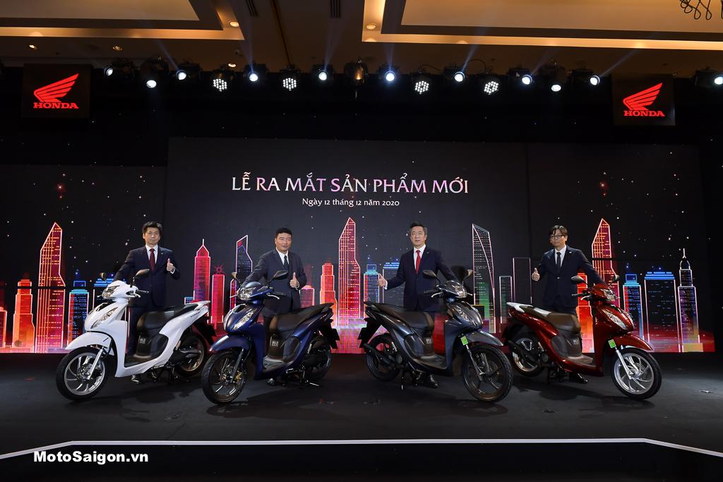 Honda Vision 2020 phiên bản mới có giá bán từ 30 triệu đồng