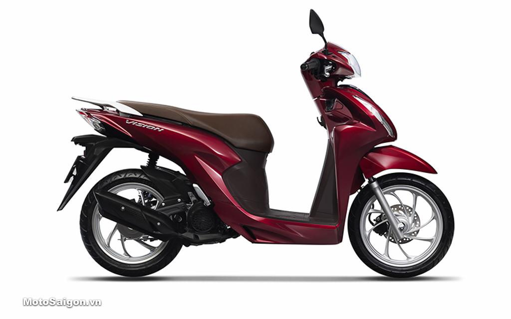 Honda Vision 2020 phiên bản cao cấp