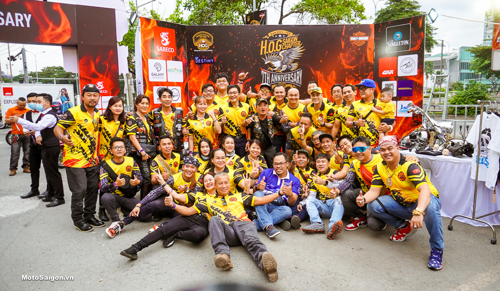 CLB Mô Tô Bình Tân