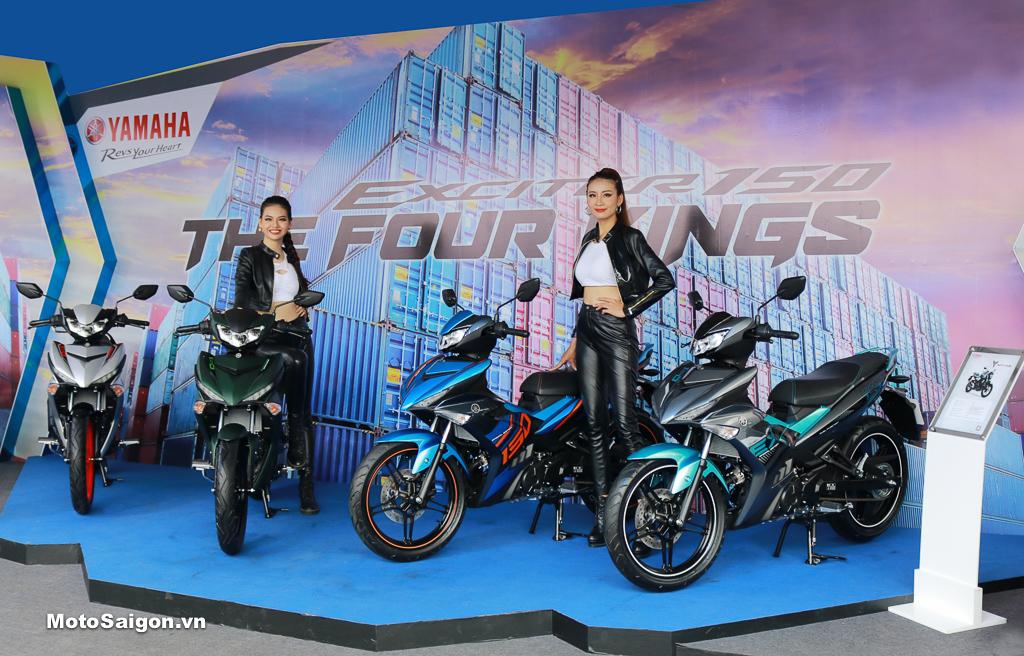 """Yamaha Việt Nam tặng quà """"khủng"""" khiến fan Exciter đứng ngồi không yên"""