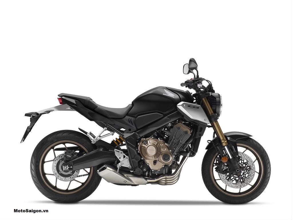 Honda CB650R 2021 màu đen