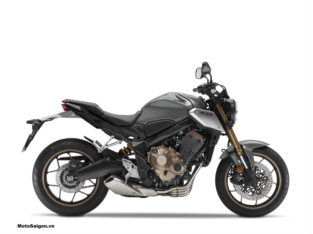 Honda CB650R 2021 màu xám