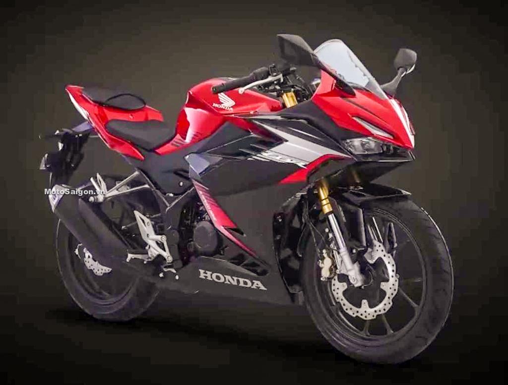 Honda CBR150R 2021 màu đen đỏ không ABS