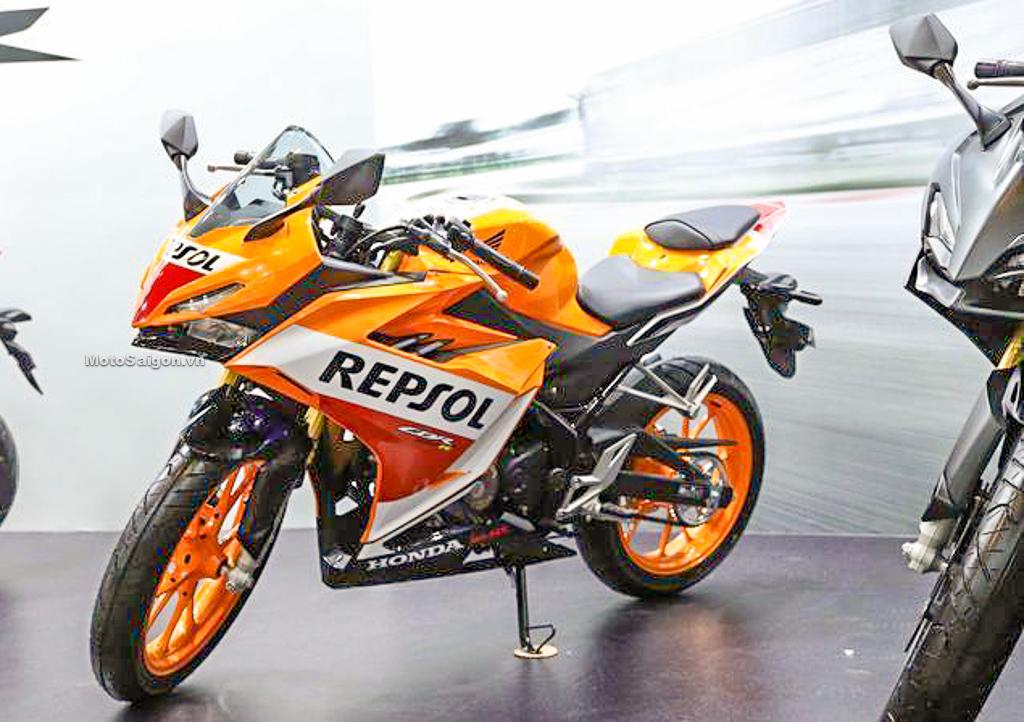 CBR150R 2021 Repsol ABS