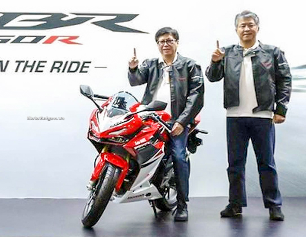 CBR150R 2021 Honda Racing Red