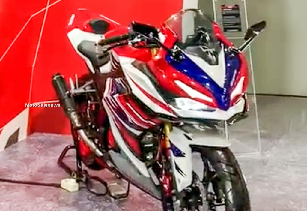 Hình ảnh 2 phiên bản độ tuyệt đẹp của Honda CBR150R 2021 Custom