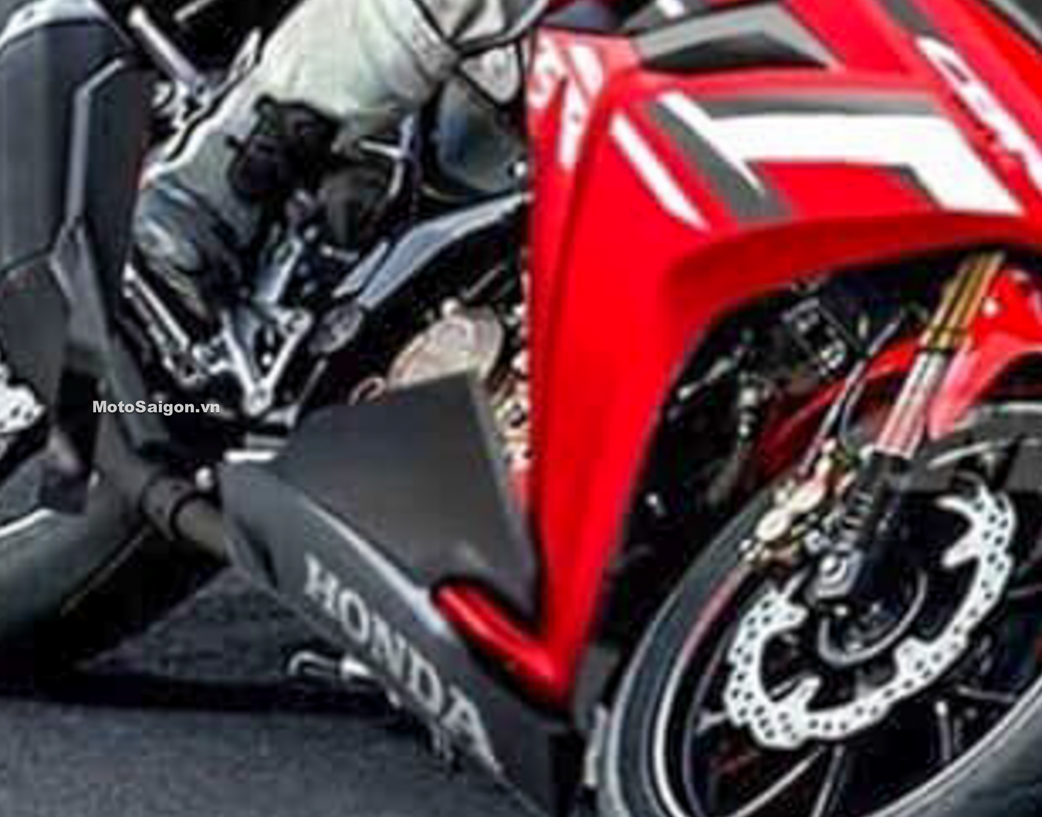 Honda CBR150R 2021 có ABS giống CBR250RR sẽ khiến R15 v3 lép vế?