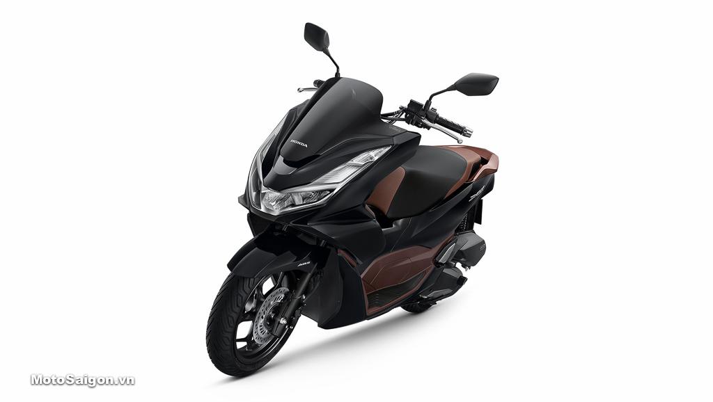 Honda PCX 160 màu đen nâu