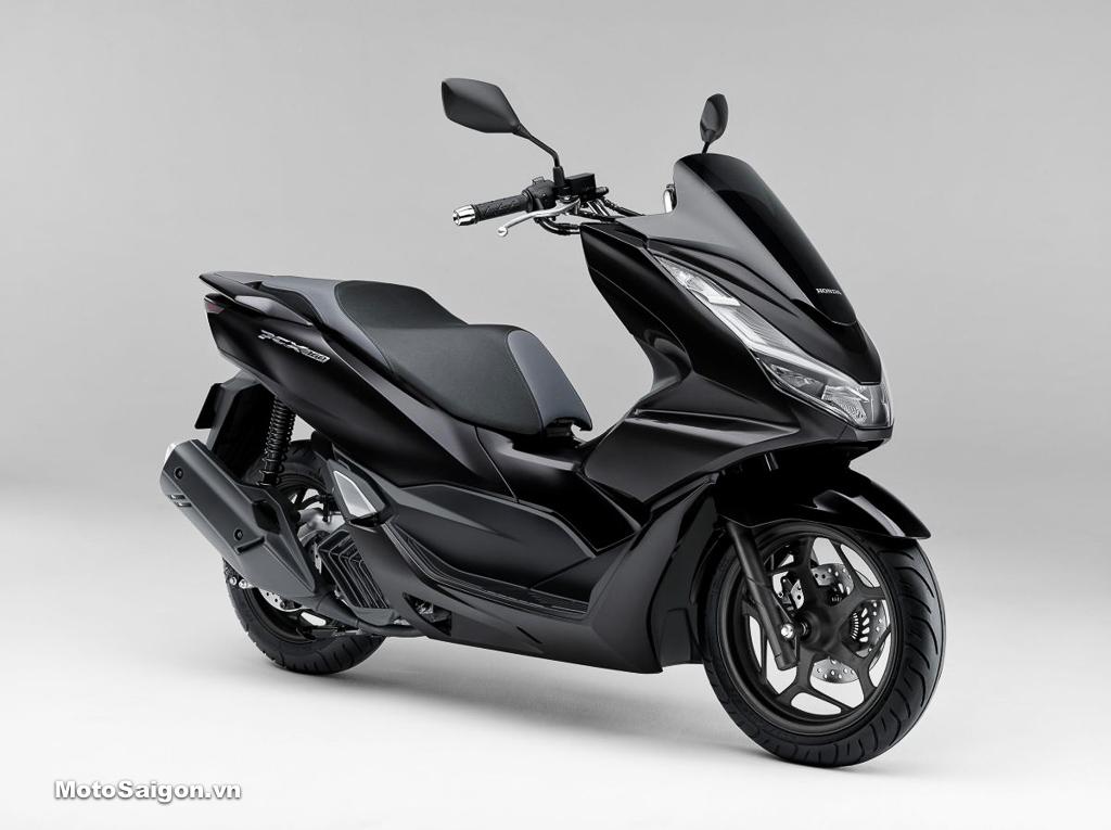 Honda PCX 160 màu đen