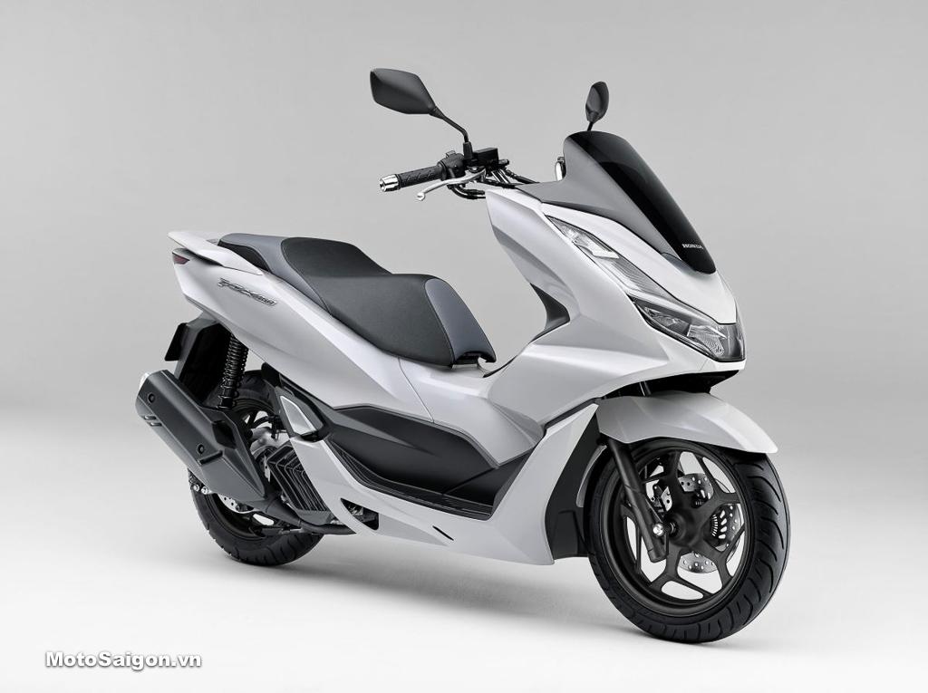 Honda PCX 160 màu trắng