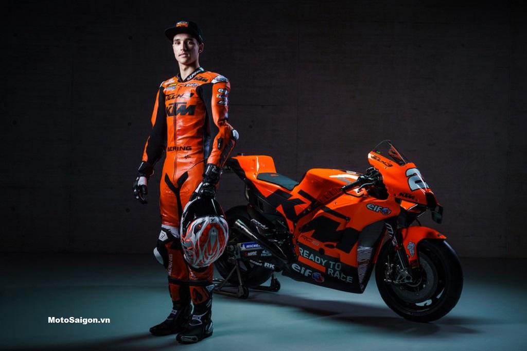 KTM RC16 của đội Tech3 KTM