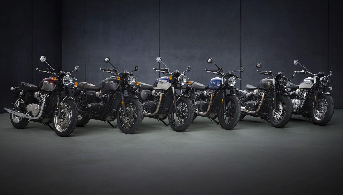 5 mẫu xe thế hệ mới 2021 thuộc dòng Bonneville