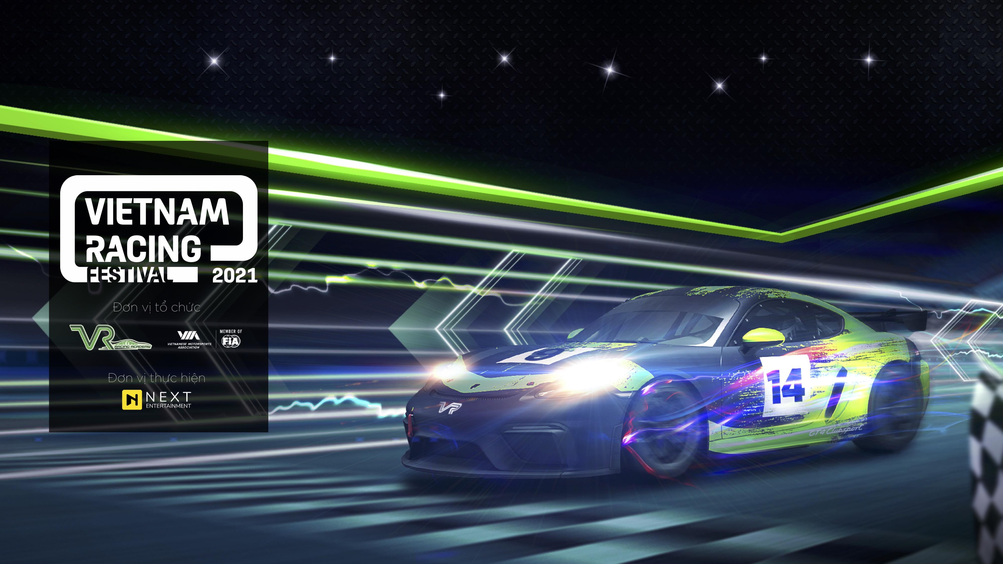 Lễ Hội Đua Xe Thể Thao - Vietnam Racing Festival 2021 (VRF)