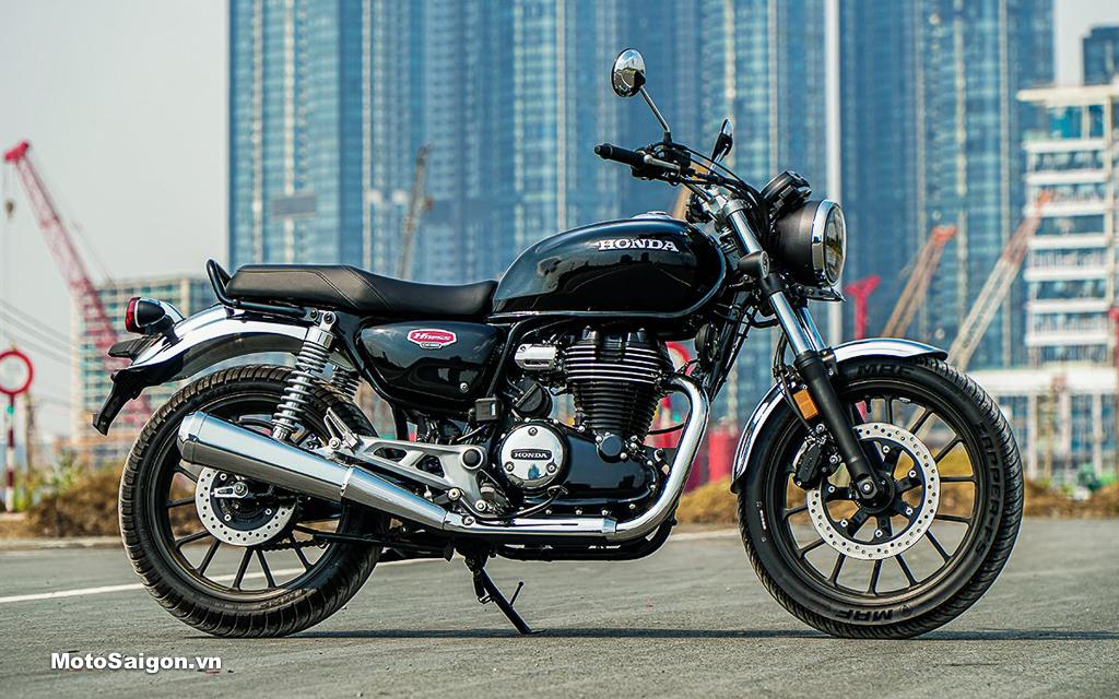 Honda CB350 Hness 2021 đầu tiên Việt Nam kèm giá bán