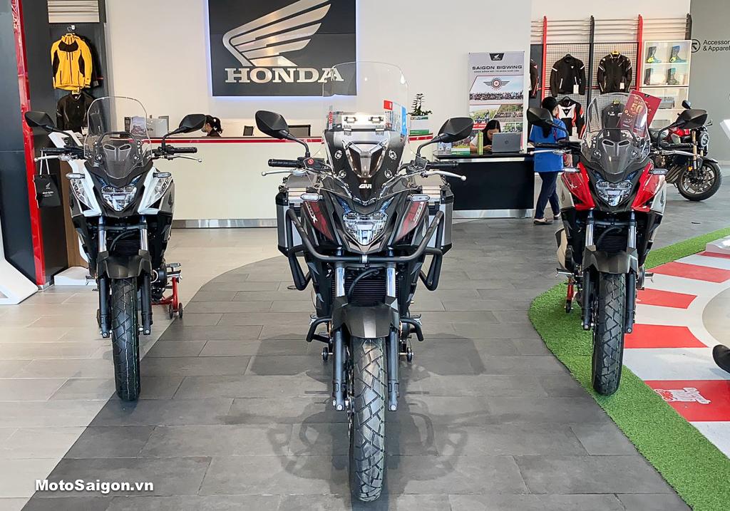 Honda CB500X 2021 đầu tiên về Việt Nam giá bán không đổi