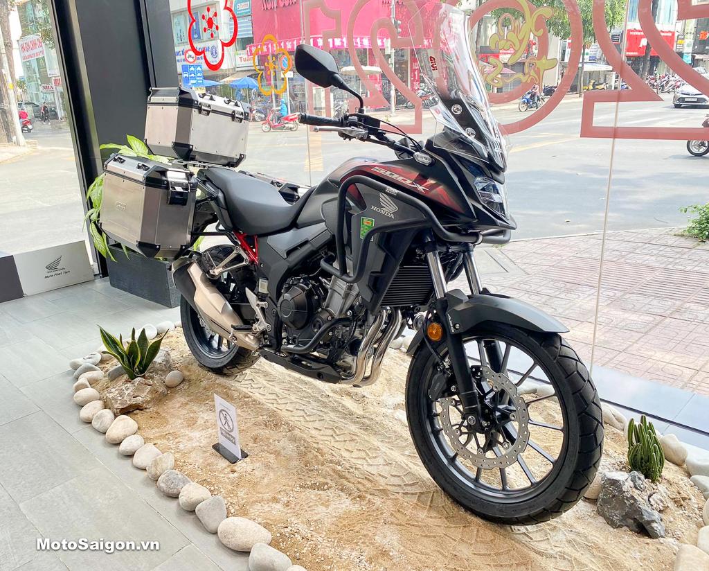 Honda CB500X 2021
