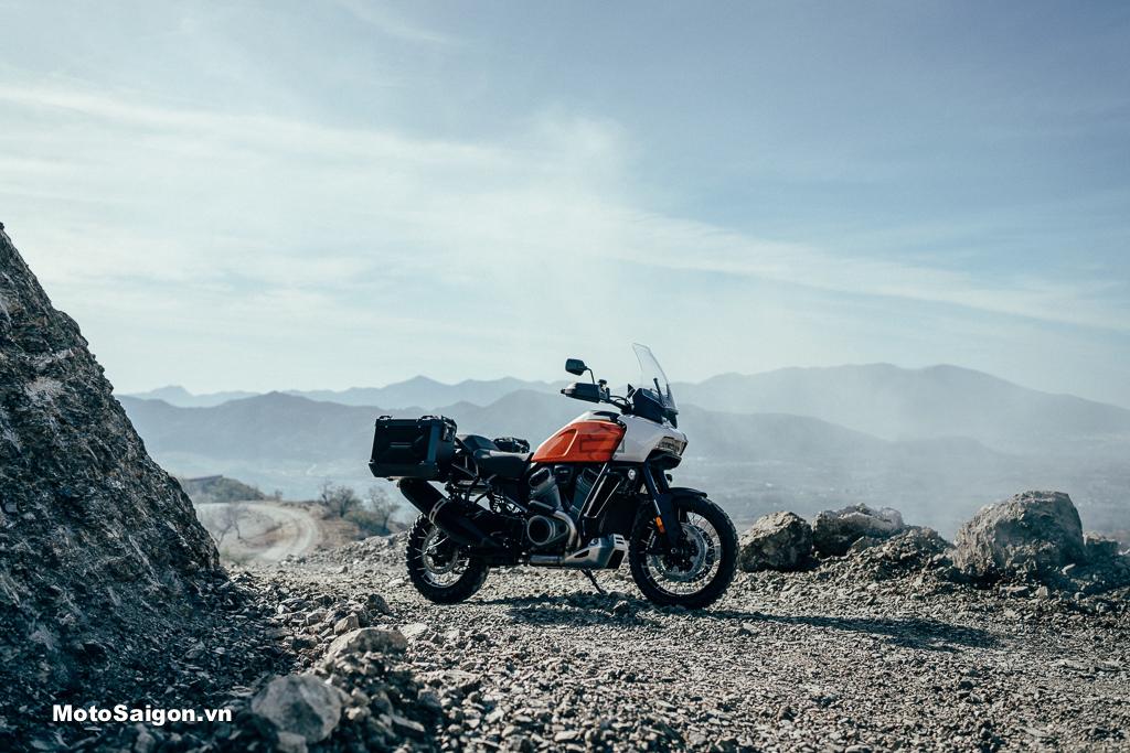 Harley-Davidson Pan America 2021 sắp có giá bán tại Việt Nam