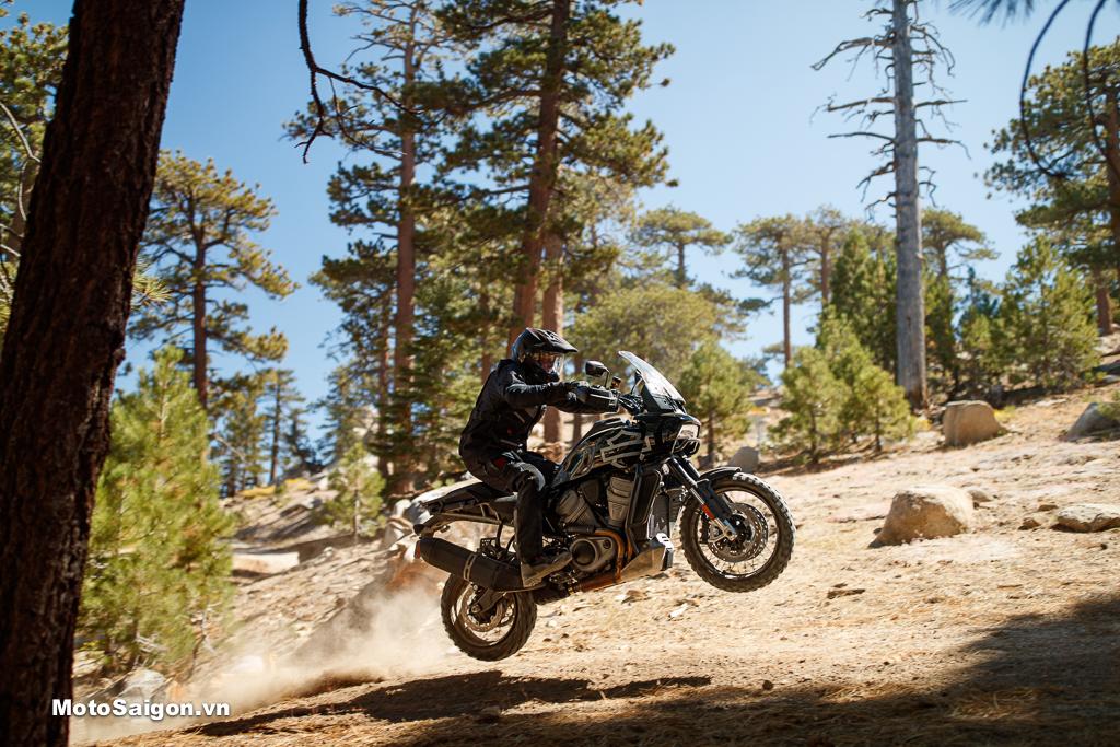 Harley-Davidson Pan America 2021 được phân phối chính hãng tại Việt Nam