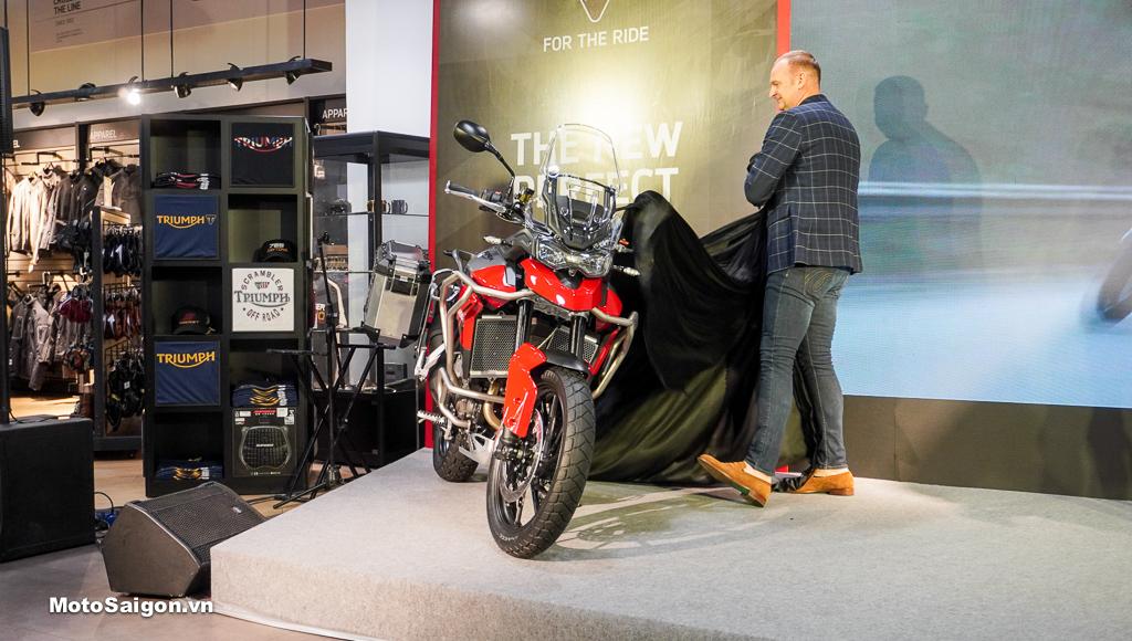 Triumph Tiger 850 Sport | Giá xe Tiger 850 Sport thông số hình ảnh chi tiết