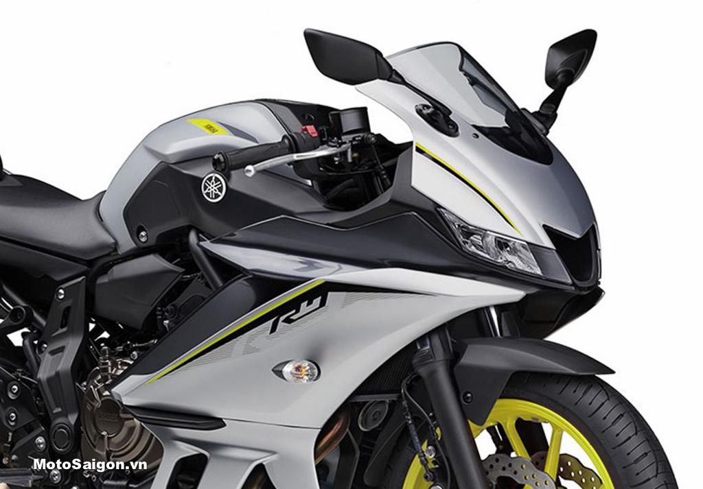 Yamaha R7 dùng chung động cơ MT-07 chuẩn bị ra mắt?