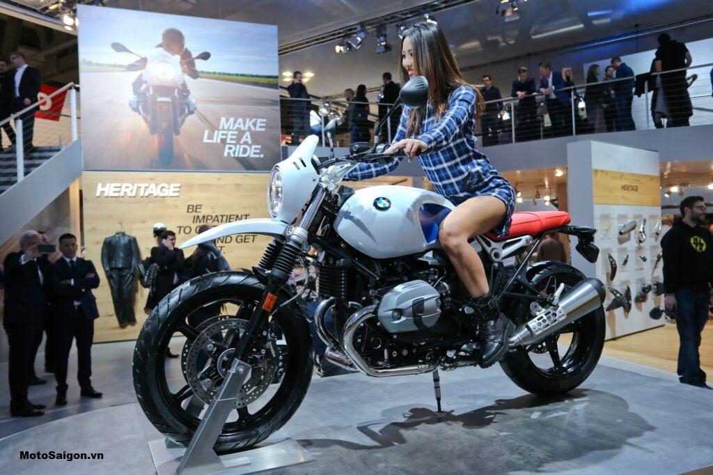 BMW Motorrad đã tuyên bố rút khỏi các sự kiện triển lãm công cộng nhằm đảm bảo an toàn trước đại dịch Covid-19
