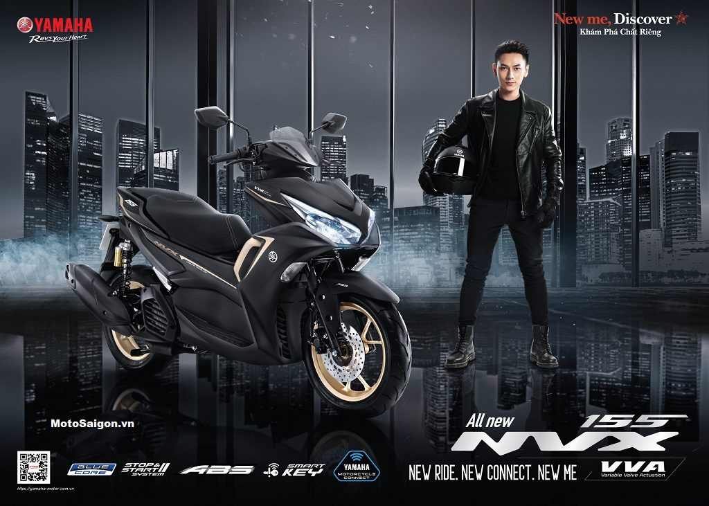 Yamaha NVX V2