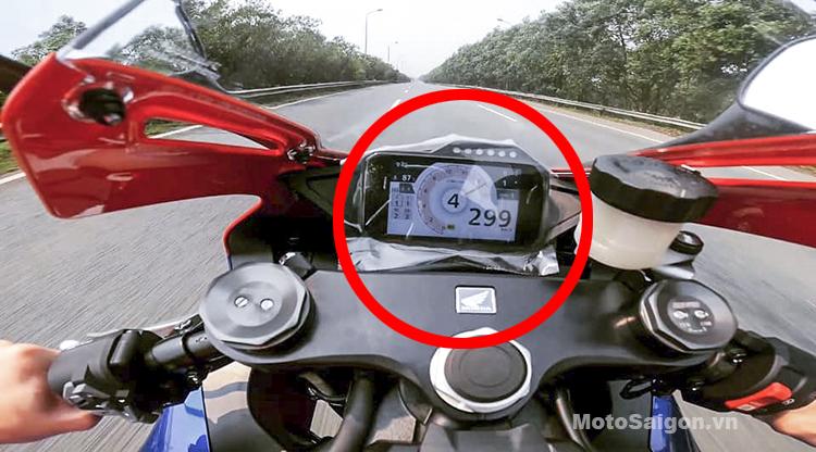 """Đã xác định được """"nài"""" và xe mô tô pkl chạy 299 kmh trên đại lộ Thăng Long"""