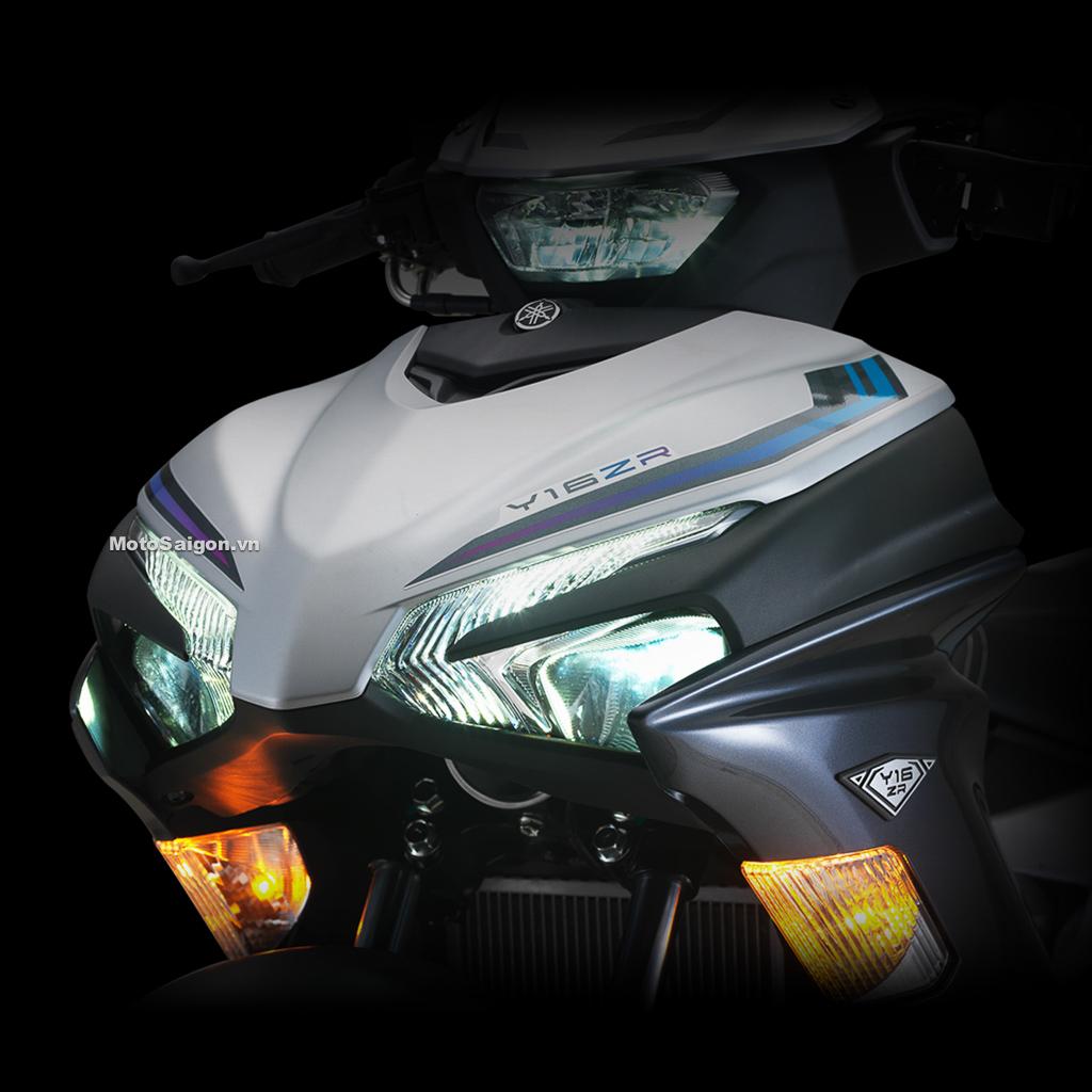 Exciter 155 ra mắt tại Malaysia với tên gọi Y16ZR có gì khác biệt?