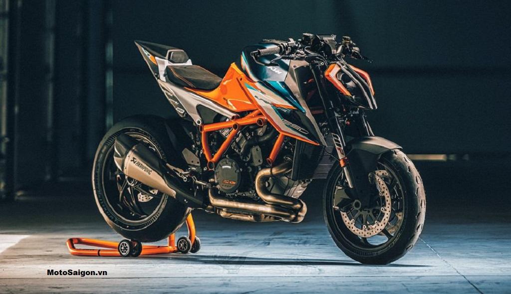 """KTM 1290 Super Duke RR 2021 giới hạn 500 chiếc đã """"cháy hàng"""" chỉ sau 48 phút"""