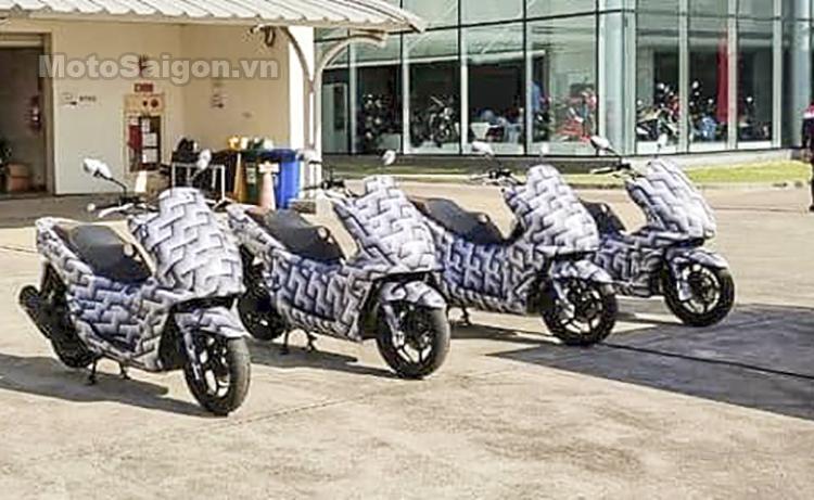 Honda PCX 160 lô hàng đầu tiên chuẩn bị đổ bộ thị trường Việt Nam