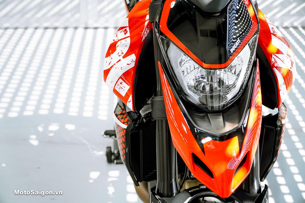 Giá xe Ducati Hypermotard 950 RVE chính thức được công bố