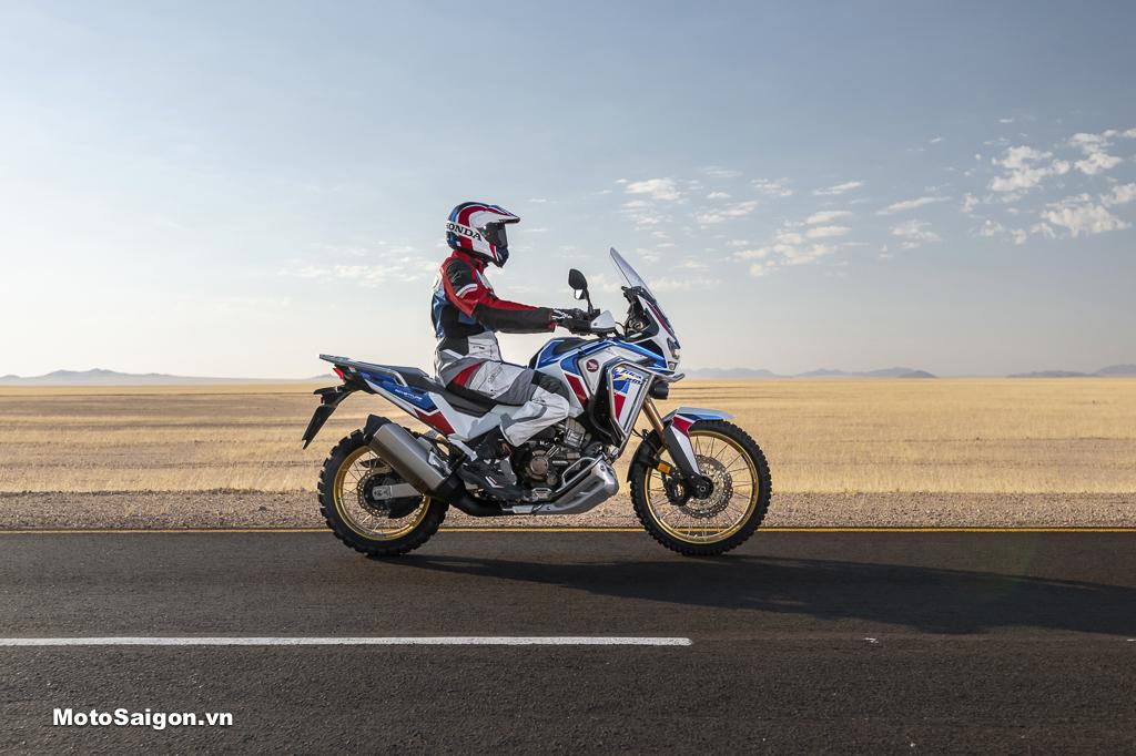 Honda Africa Twin Adventure Sport đã có giá bán chính hãng