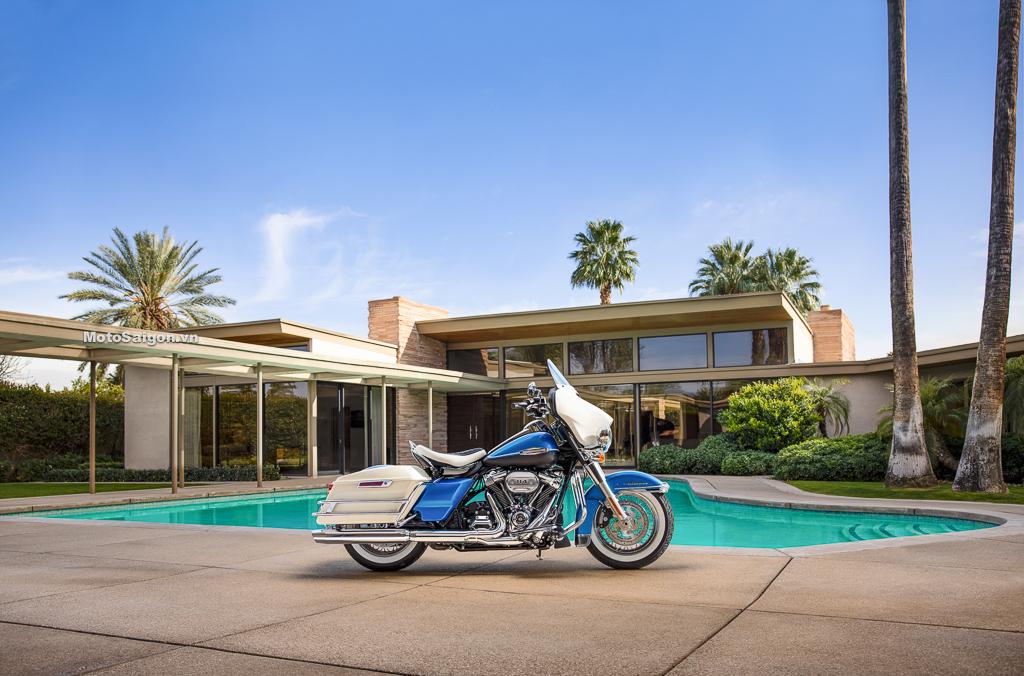 Harley-Davidson ra mắt Electra Glide 2021 Revival đặc biệt chỉ có 1500 chiếc