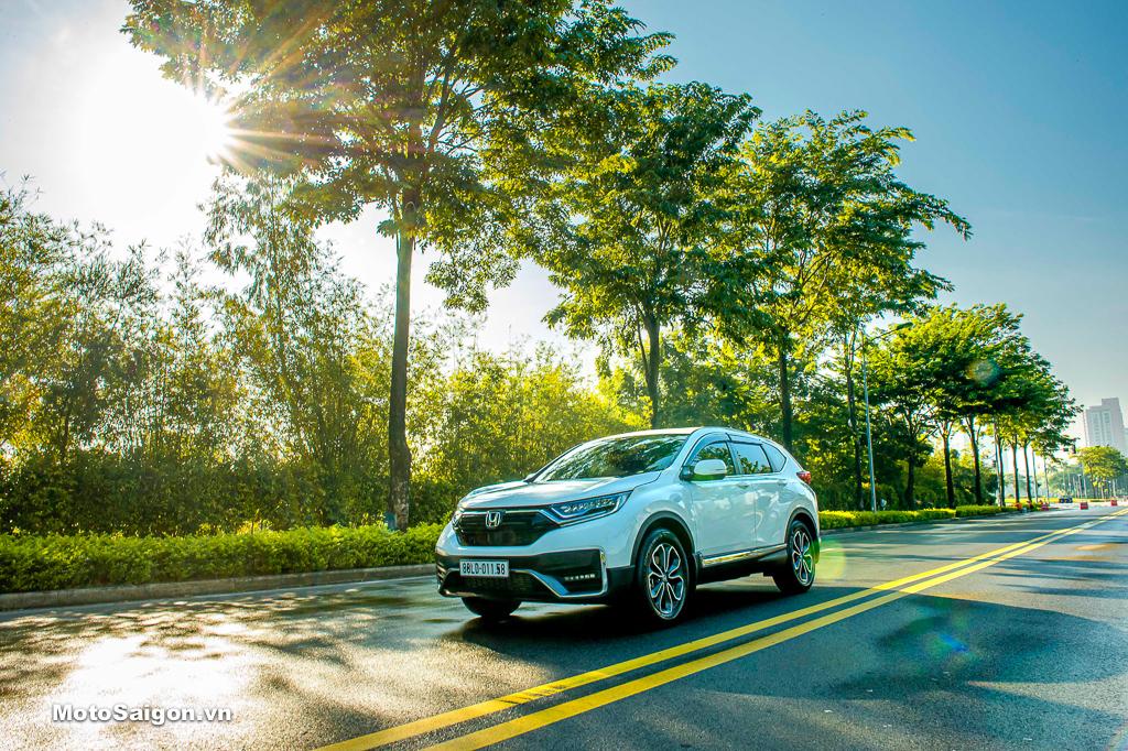 Mẫu xe Honda CR-V phiên bản 2020