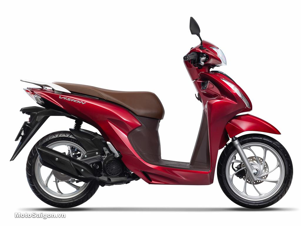 Honda VISION phiên bản cao cấp