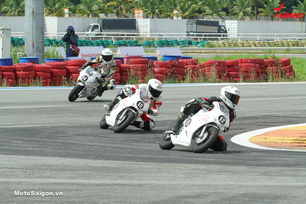Giải đua xe Mô tô Việt Nam (VMRC) (trong ảnh_ hạng mục Vietnam Talent Cup)
