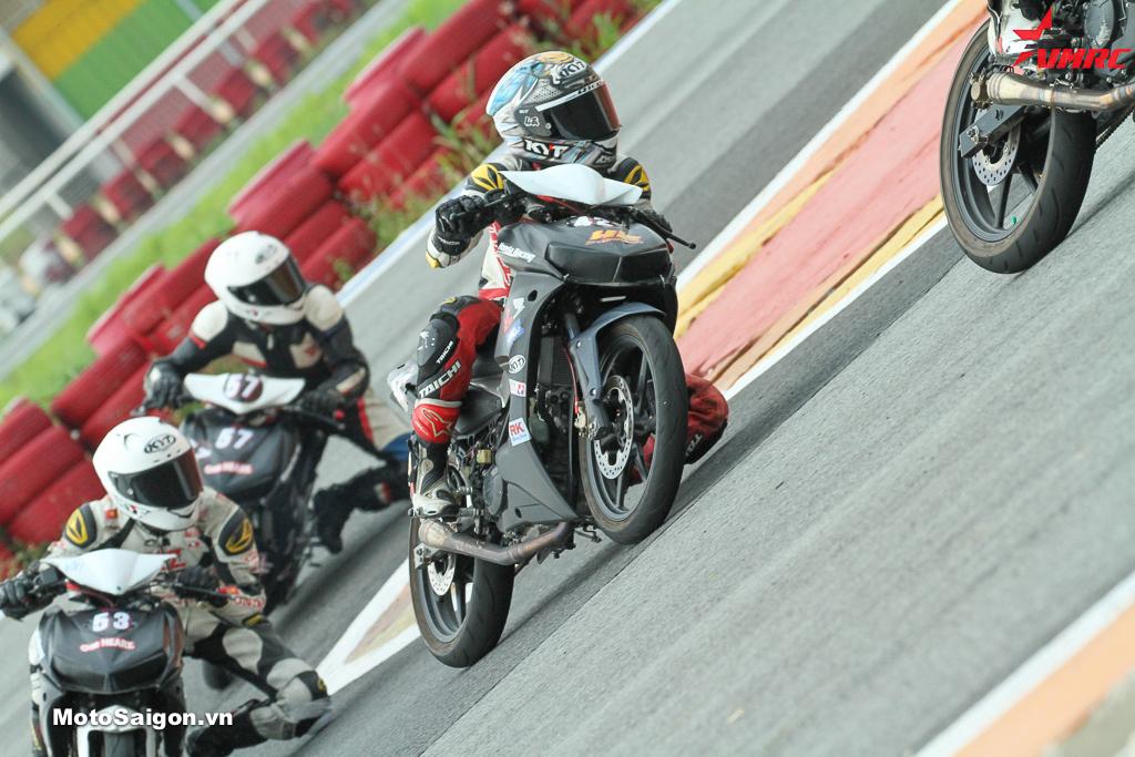 Giải đua xe Mô tô Việt Nam (VMRC) (trong ảnh_ hạng mục Winner 150cc)