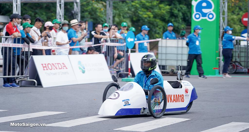 Cuộc thi Lái xe sinh thái tiết kiệm nhiên liệu lần thứ 12 (Honda EMC)