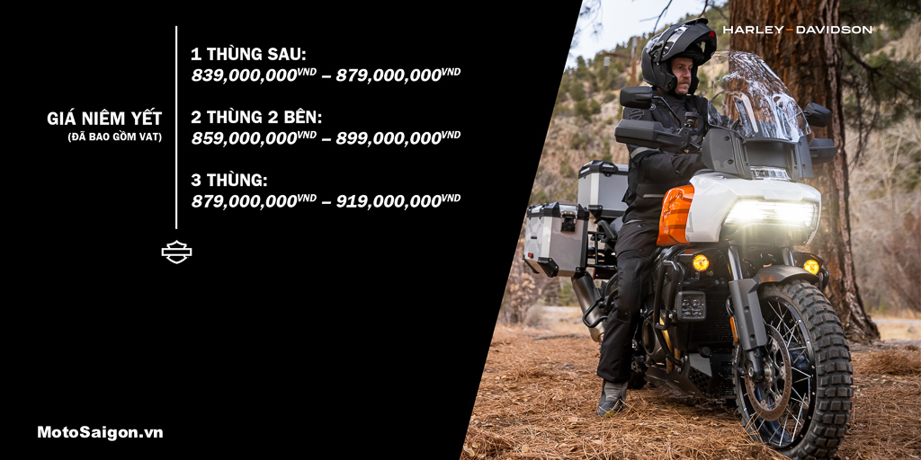 Giá bán Harley-Davidson Pan America 1250 Special